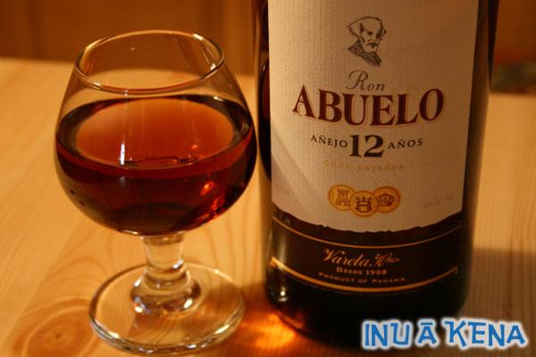 Abuelo 12-Year rum