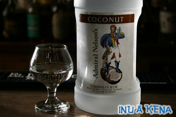 Admiral Nelson's Coconut Rum