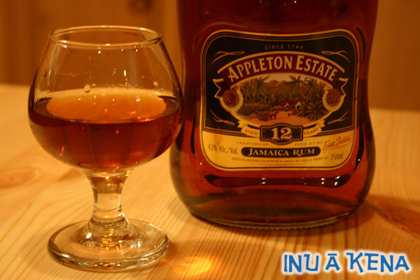 Appleton 12-Year aka Appleton Extra
