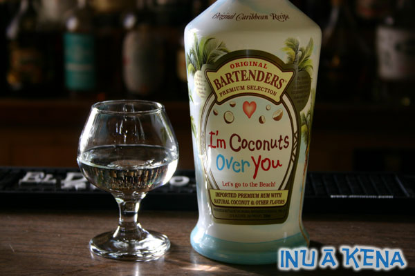 Bartender's Coconut Rum