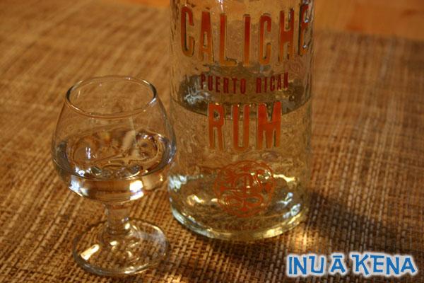 Caliche-Rum