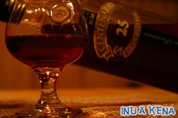 Centenario 25-Year Rum