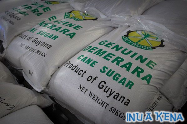 True Demerara sugar is only available from Guyana