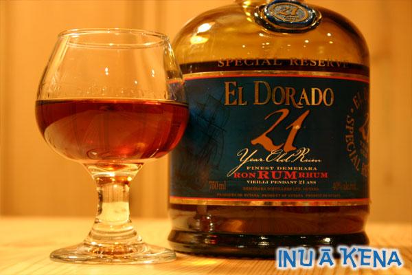 El Dorado 21-Year Old Special Reserve Rum