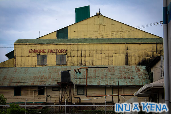 GuySuCo Enmore Sugar Factory