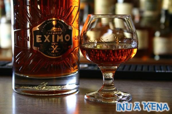 Facundo Eximo 10-Year Rum (Bacardi)