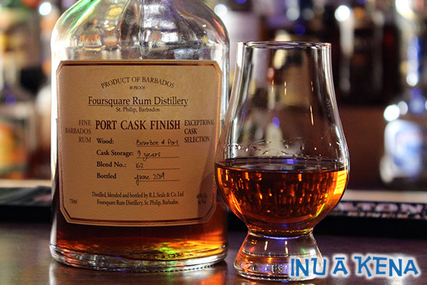 Foursquare Rum Distillery Port Cask Finish