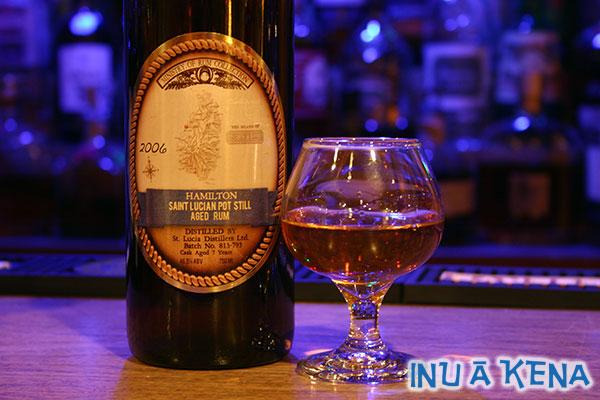 Hamilton Saint Lucian Pot Still Rum