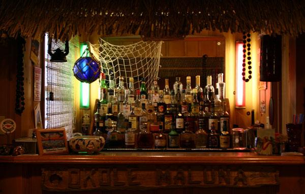 Home Bar Set-Up