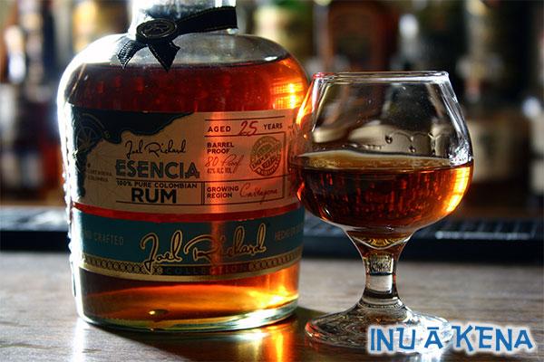 Joel Richard Esencia 25 Rum