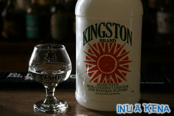 Kingston Coconut Rum
