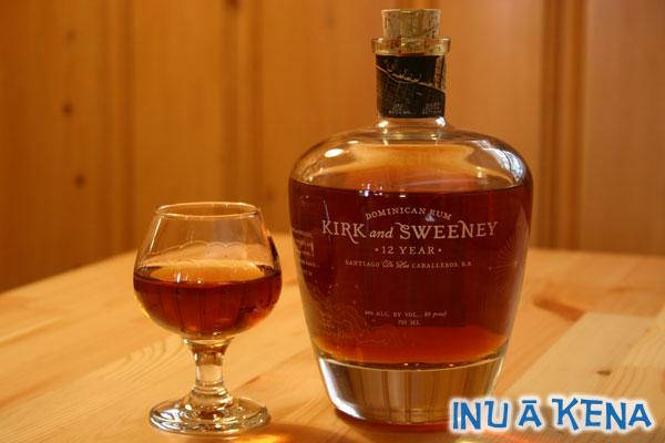 Kirk & Sweeney 12-Year Rum