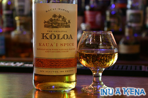 Koloa Kauai Spiced Rum