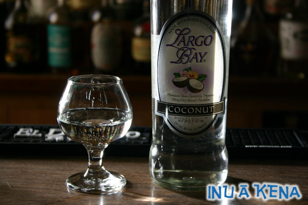 Largo Bay Coconut Rum