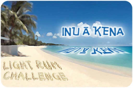 Inu A Kena Light Rum Challenge