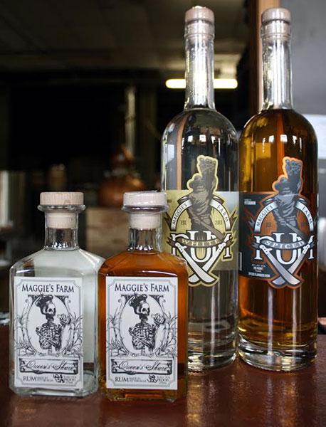 Maggie's Farm Rum
