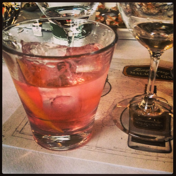 Tanqueray Malacca Old Fashioned