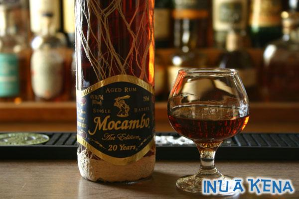 Mocambo 20-Year Rum