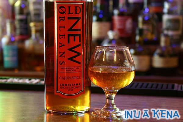 Old New Orleans Spiced Rum
