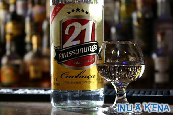 Pirassununga 21 Cachaca