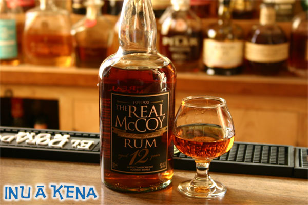 Real McCoy 12-Year Rum