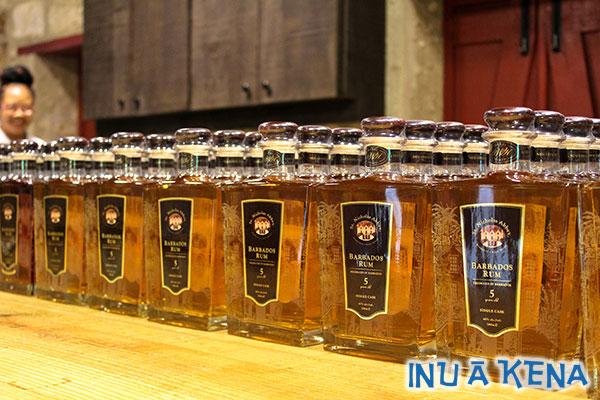 Saint Nicholas Abbey 5-Year Rum