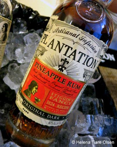Plantation Stiggin's fancy Pineapple Rum