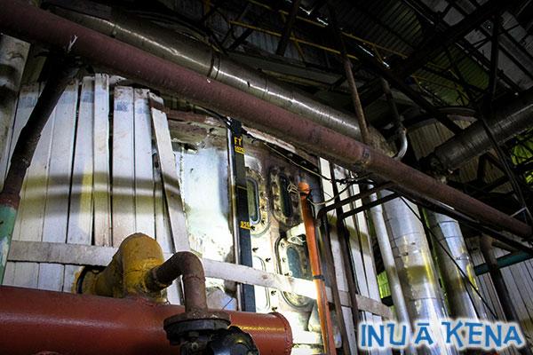 Sugar boiler