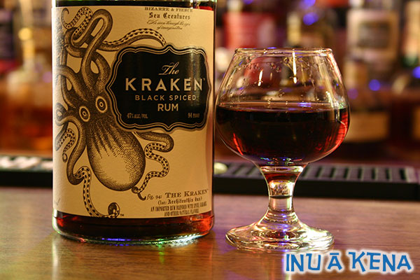 The Kraken Spiced Rum