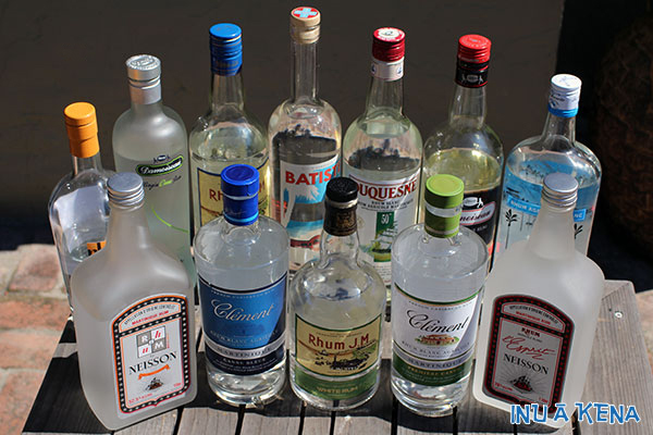 twelve-rhum-agricole-bottles