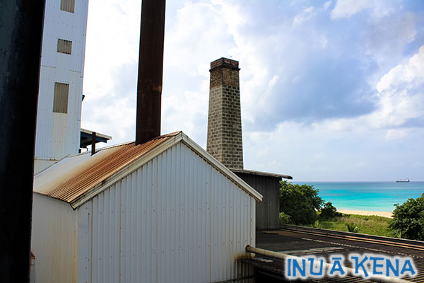 West Indies Rum Distillery (WIRD)