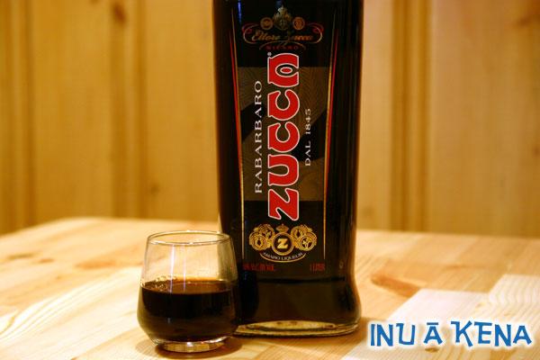 Rabarbaro Zucca Amaro