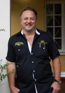 Gordon Clarke, Co-Managing Director of Worthy Park Estate