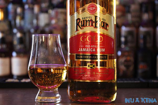 Rum Bar Gold Rum