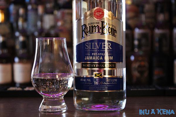 Rum Bar Silver Rum