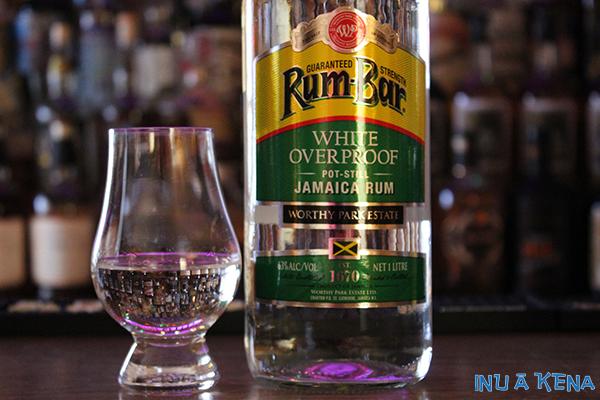 Rum Bar White Overproof Rum