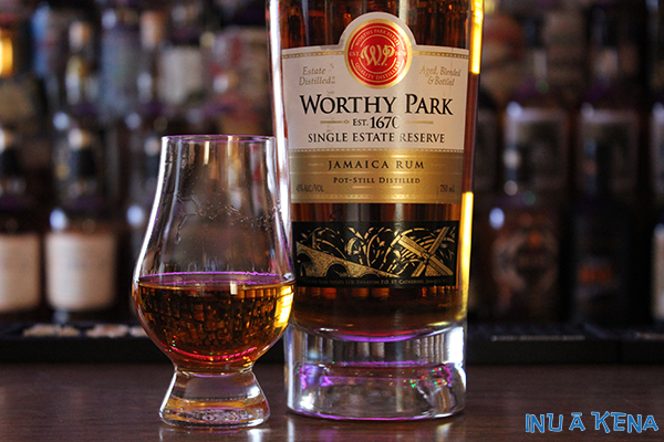 Worhty Park Single Estate Reserve Rum