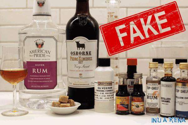 Fake Rum